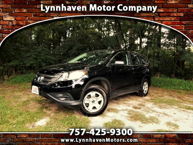 2014 Honda CR-V LX w/ Rear camera, AWD, 25k Miles, 1 Owner!