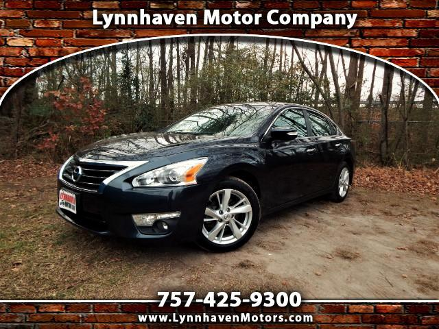 2015 Nissan Altima Power Sunroof, Rear Camera, Bluetooth, 25k Mis!