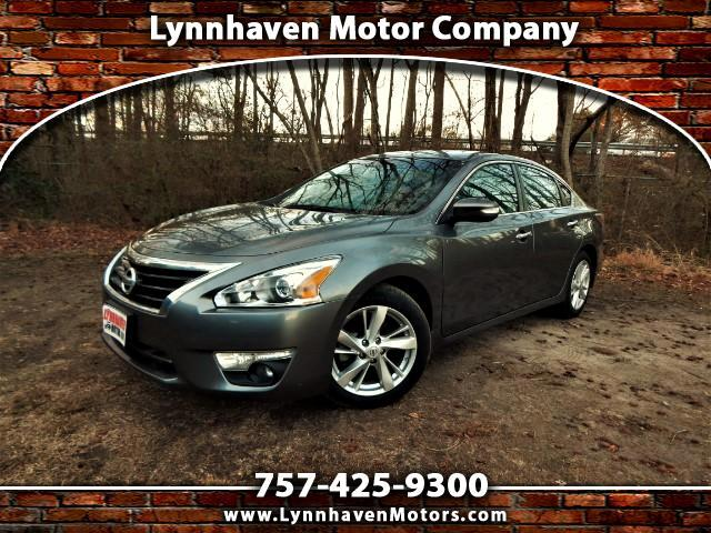 2015 Nissan Altima 2.5SL w/ Leather Int.,Sunroof, Rear Camera,20k Mis