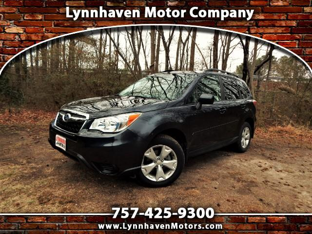 2015 Subaru Forester Premium, Panorama Sunroof, Rear Camera, 29k MIles!