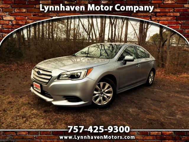 2015 Subaru Legacy 2.5i Premium, Rear Camera, Sunroof, 27k Mis!