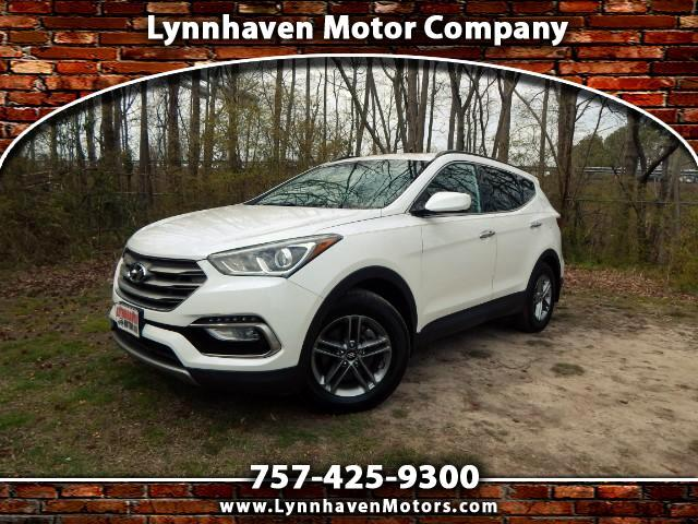 2017 Hyundai Santa Fe Sport w/ Rear Camera, Bluetooth, One Owner, 23k Mi
