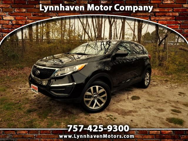 2015 Kia Sportage LX One Onwer, MP3, Bluetooth, 26k Miles!