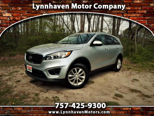 2016 Kia Sorento LX w/ Rear Camera, Bluetooth, 21k Miles, 1 Owner!