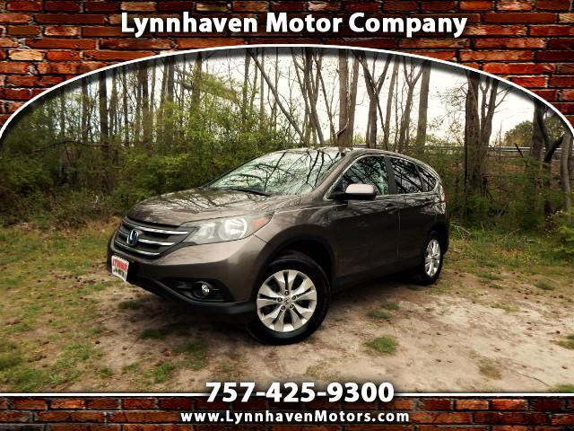 2014 Honda CR-V EX AWD w/ Rear Camera, Bluetooth, Only 26k miles!