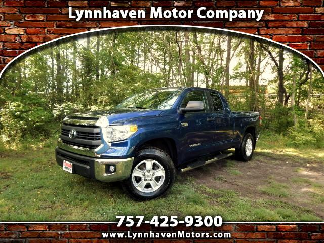 2014 Toyota Tundra SR5 5.7L V8 Double Cab 4WD, Only 19k Miles!
