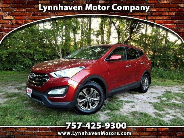 2014 Hyundai Santa Fe Sport 2.4L w/ Rear View Camera, One Owner, Only 21