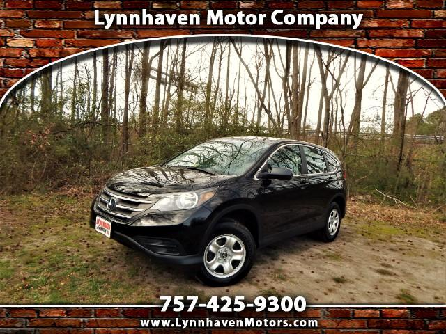 2014 Honda CR-V LX 4wd w/ Rear Camera, Only 16k Miles, One Owner !