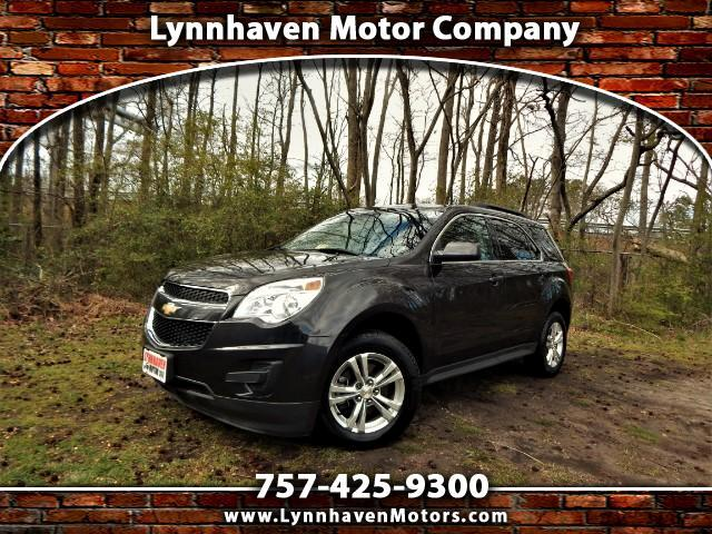 2015 Chevrolet Equinox LT w/ Rear View Camera, Luggage Rack, 27k Miles!