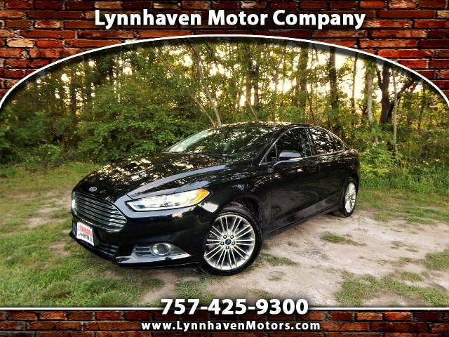 2015 Ford Fusion Navigation, Leather Int., Sunroof, 18k Miles!