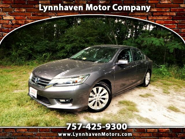 2014 Honda Accord EX-L w/ Leather Interior, Rear & Side View Cameras