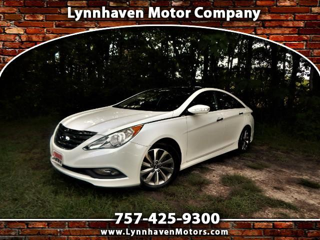 2014 Hyundai Sonata Limited w/ Navigation, Panorama Roof, Camera!