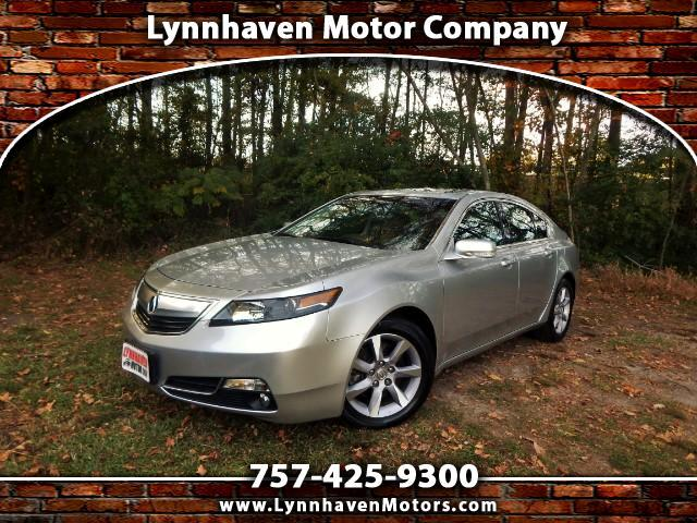 2014 Acura TL Technology Pkg. Navigation, Rear Camera, 1 Owner !