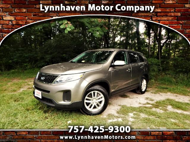 2015 Kia Sorento LX AWD w/ Bluetooth, Remote Start, 25k Miles!