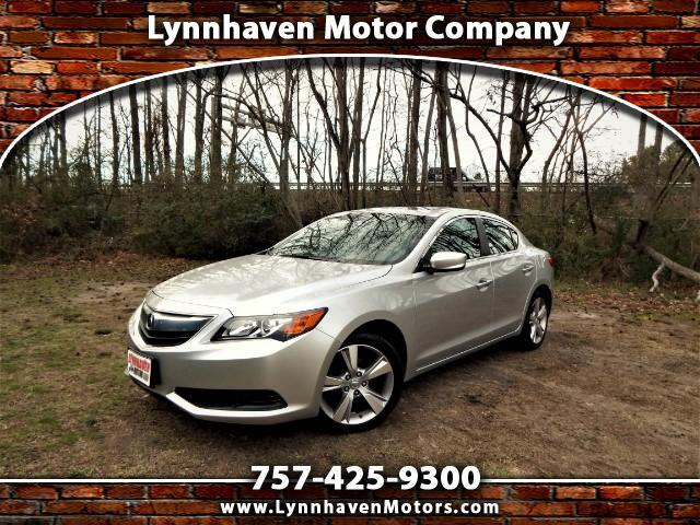 2014 Acura ILX Rear Camera, Leather Interior, Sunroof, 22k Miles!