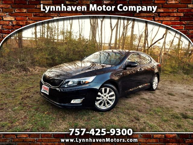 2014 Kia Optima EX Luxury w/ Navigation, Panorama Roof, Camera !
