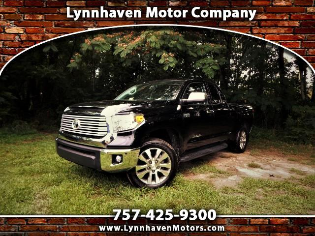 2014 Toyota Tundra Limited 5.7L 4WD, Navigation, Leather, Camera!
