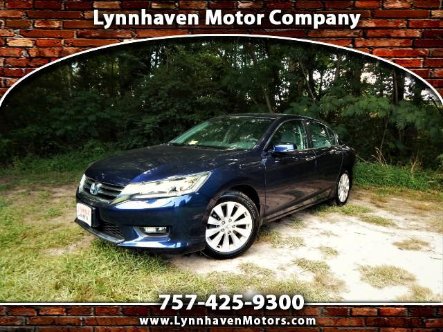 2014 Honda Accord EX w/ Side & Rear Cameras, Sunroof, 23k MIles!