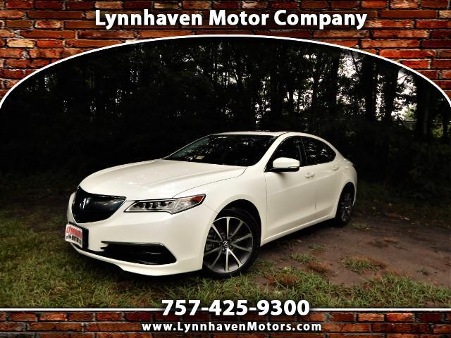 2015 Acura TLX V6 w/ Technology Pkg., Navigation, Camera, 19k MIl
