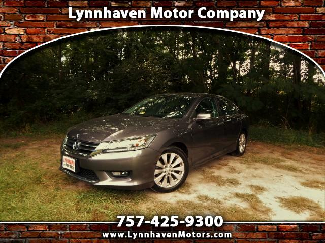 2014 Honda Accord EX Sedan w/ Rear & Side Cameras,26k Miles