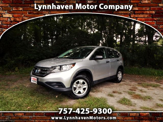 2014 Honda CR-V LX 4WD w/ Rear Camera, Bluetooth, Only 21k Miles!