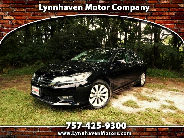 2014 Honda Accord EX Sedan w/ Side & Rear Cameras, Sunroof, 22k Mile