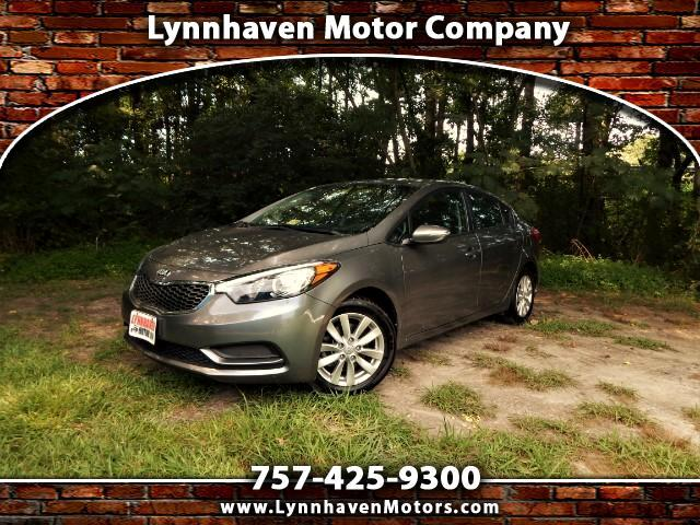 2016 Kia Forte Lx w/ Popular Pkg., Rear Camera, Bluetooth, 21k Mi