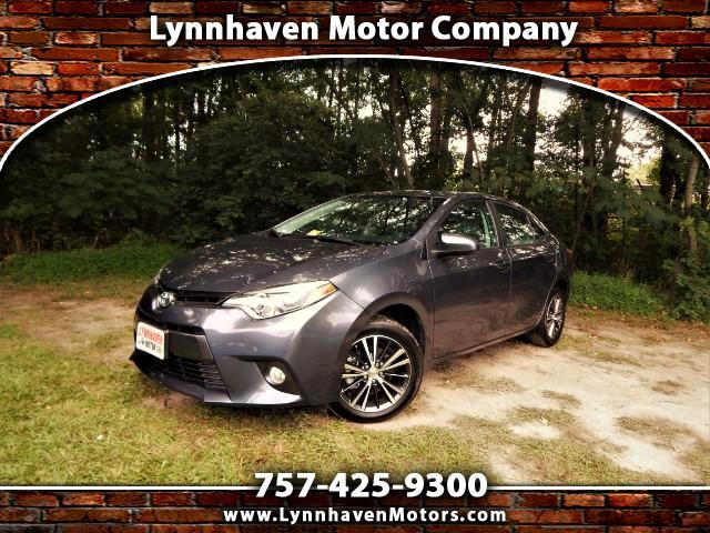 2016 Toyota Corolla LE Premium, Navigation,Sunroof, Only 4k Miles !!!