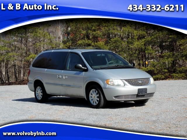2001 Chrysler Town & Country eX
