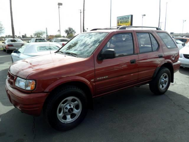 2000 Isuzu Rodeo