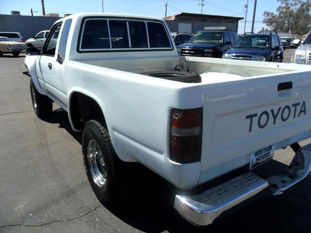 Used 1991 Toyota Pickup Dlx Xtracab 2wd For Sale In