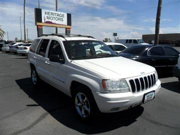 2003 Jeep Grand Cherokee
