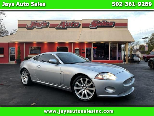 2009 Jaguar XK-Series XK Coupe