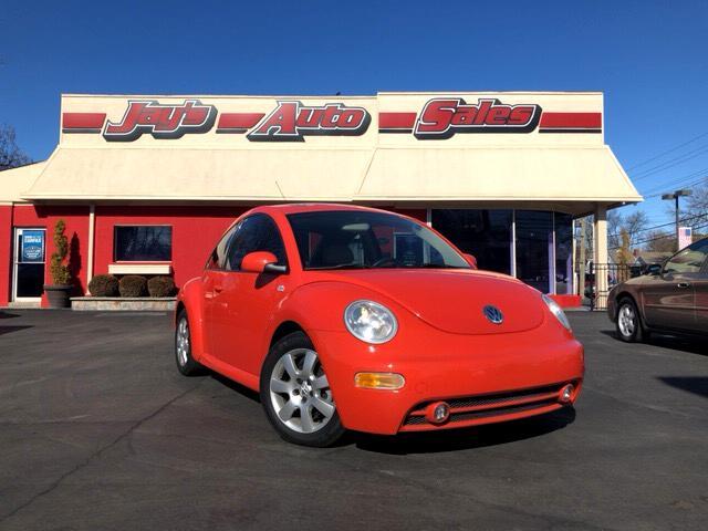 2003 Volkswagen New Beetle GLS 1.8L