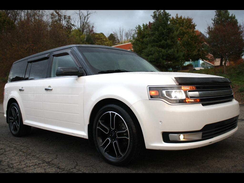2013 Ford Flex Limited AWD W/ EcoBoost