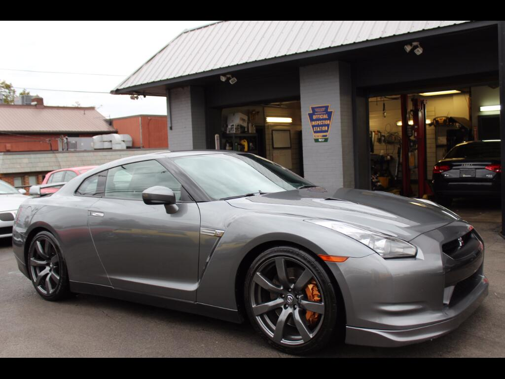 2009 Nissan GT-R Premium Coupe
