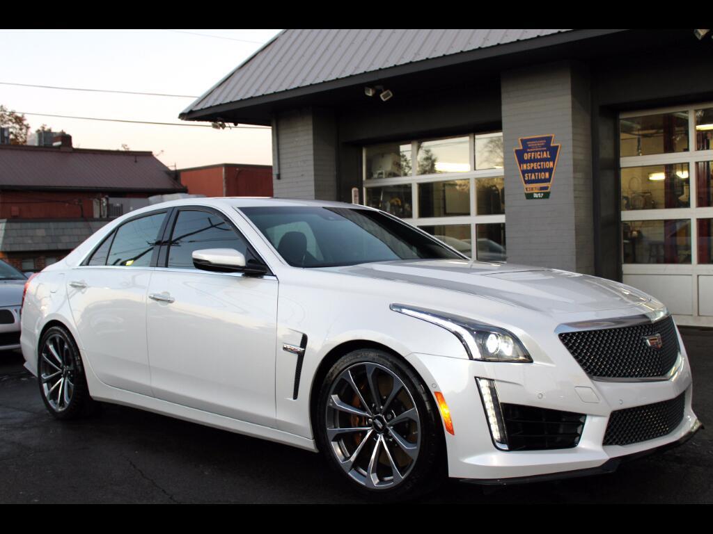 2016 Cadillac CTS-V 4dr Sdn