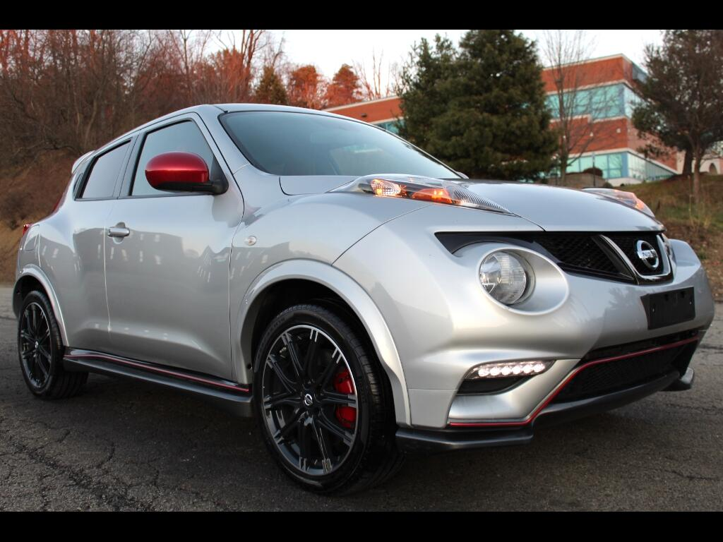 2014 Nissan Juke NISMO RS AT AWD