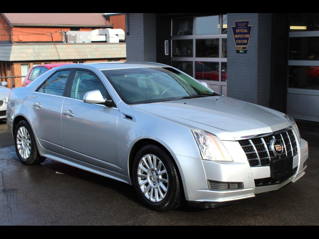 2012 Cadillac CTS Base AWD