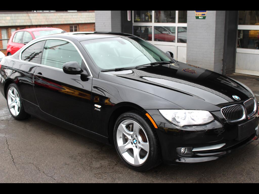 2012 BMW 3-Series 335i xDrive Coupe