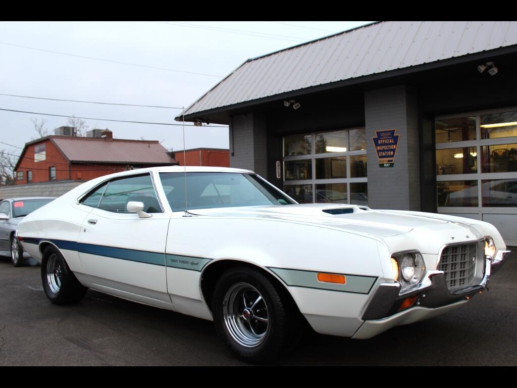 1972 Ford Gran Torino Sport Coupe