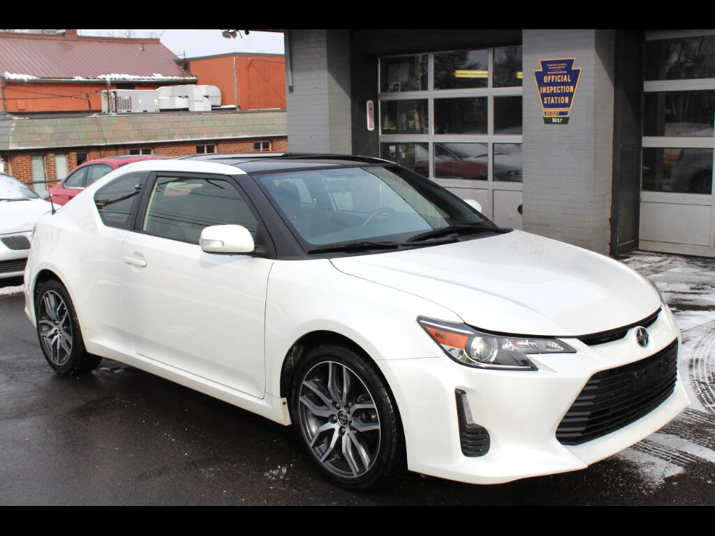 2015 Scion tC Sport Coupe