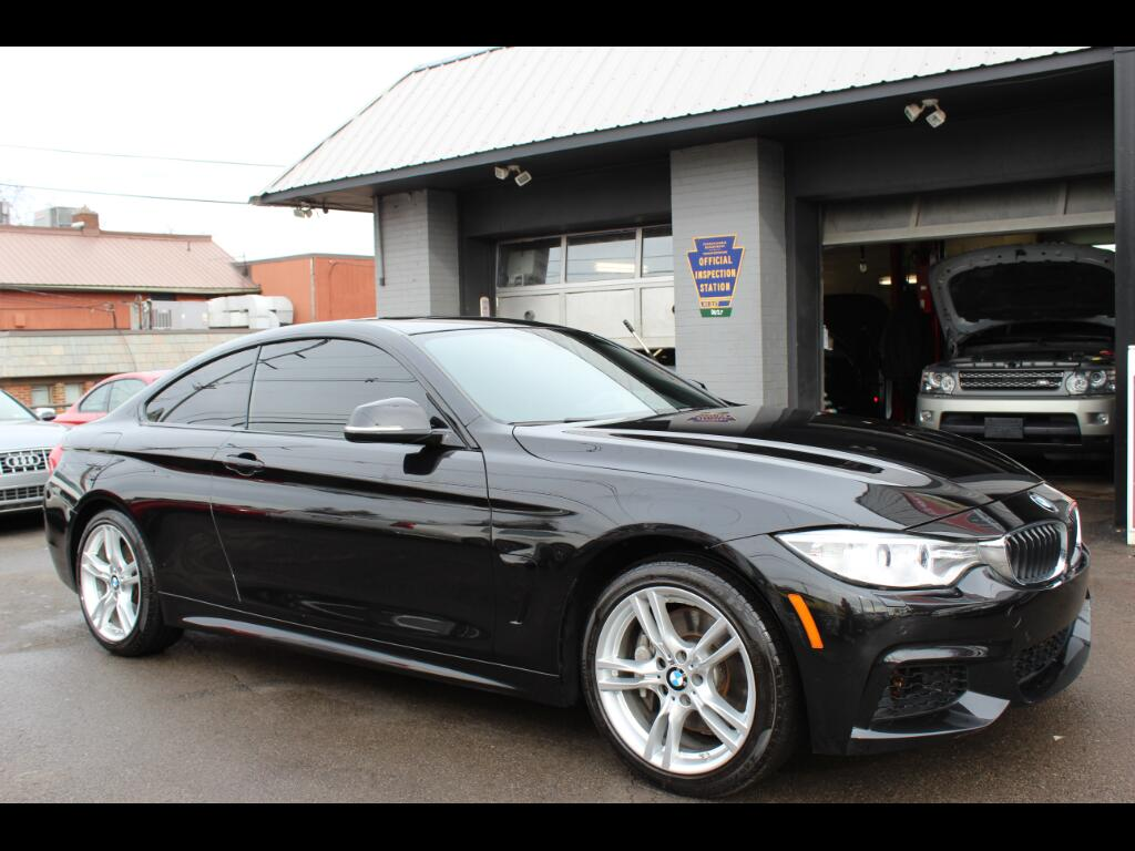 2015 BMW 4-Series 435i xDrive M Sport