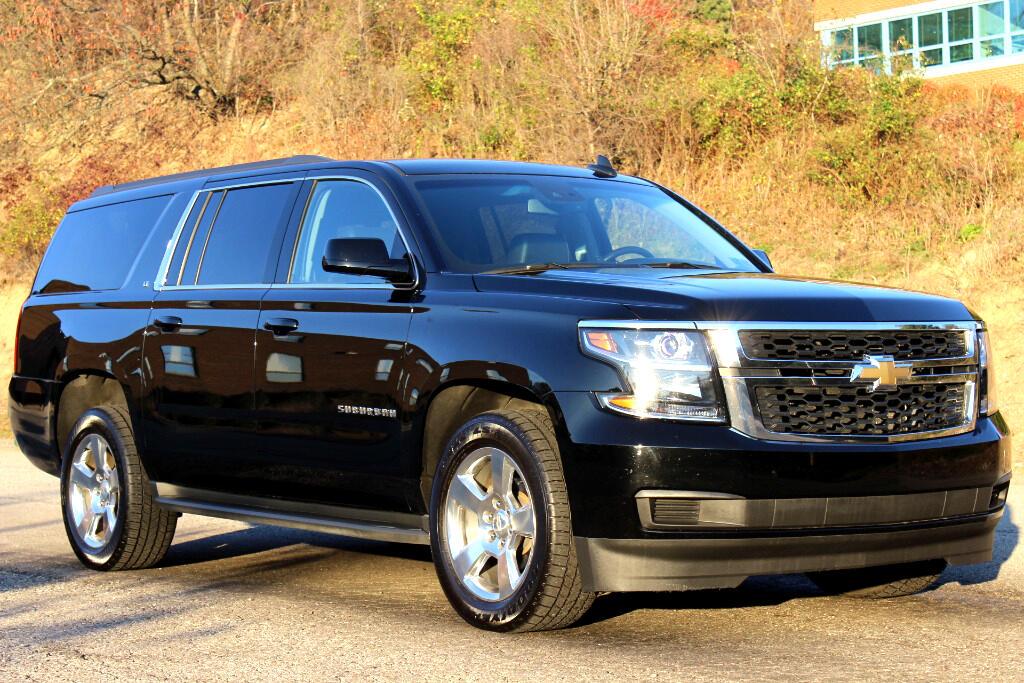 2016 Chevrolet Suburban LT 4WD