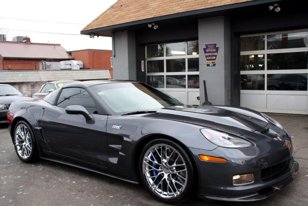 2010 Chevrolet Corvette ZR1 Custom 3ZR