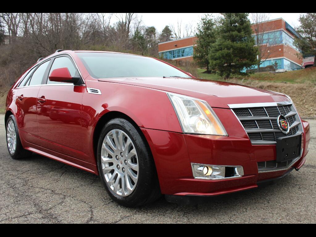 2010 Cadillac CTS Sport Wagon 3.6L Premium AWD w/Navi