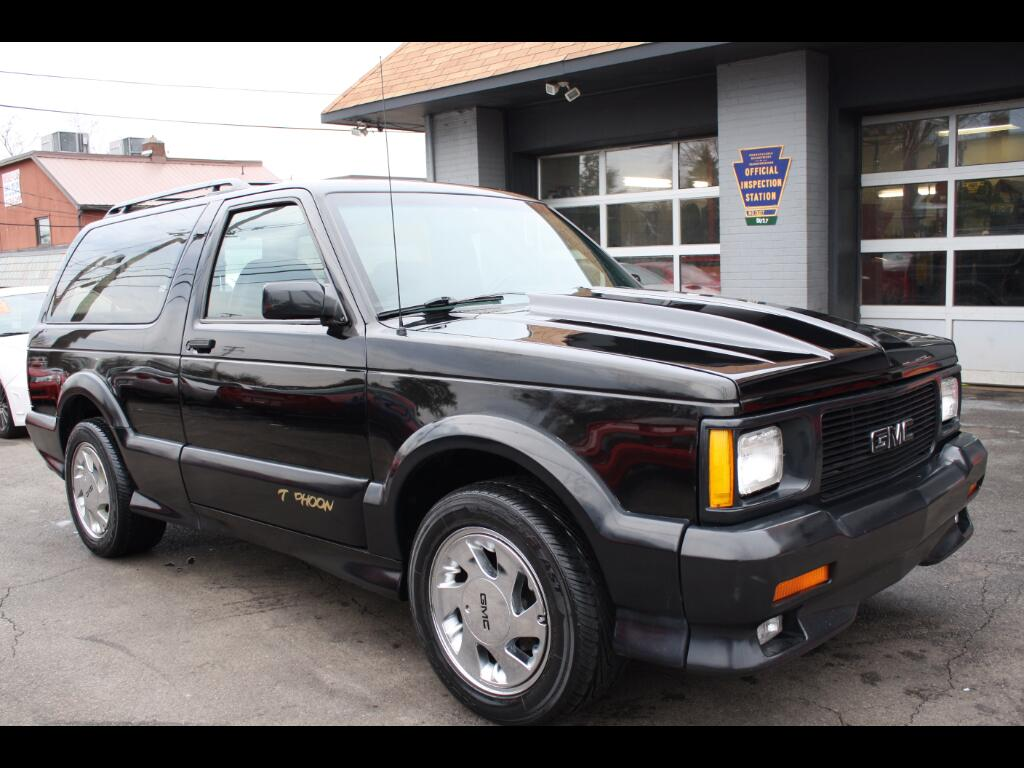 1993 GMC Typhoon Base