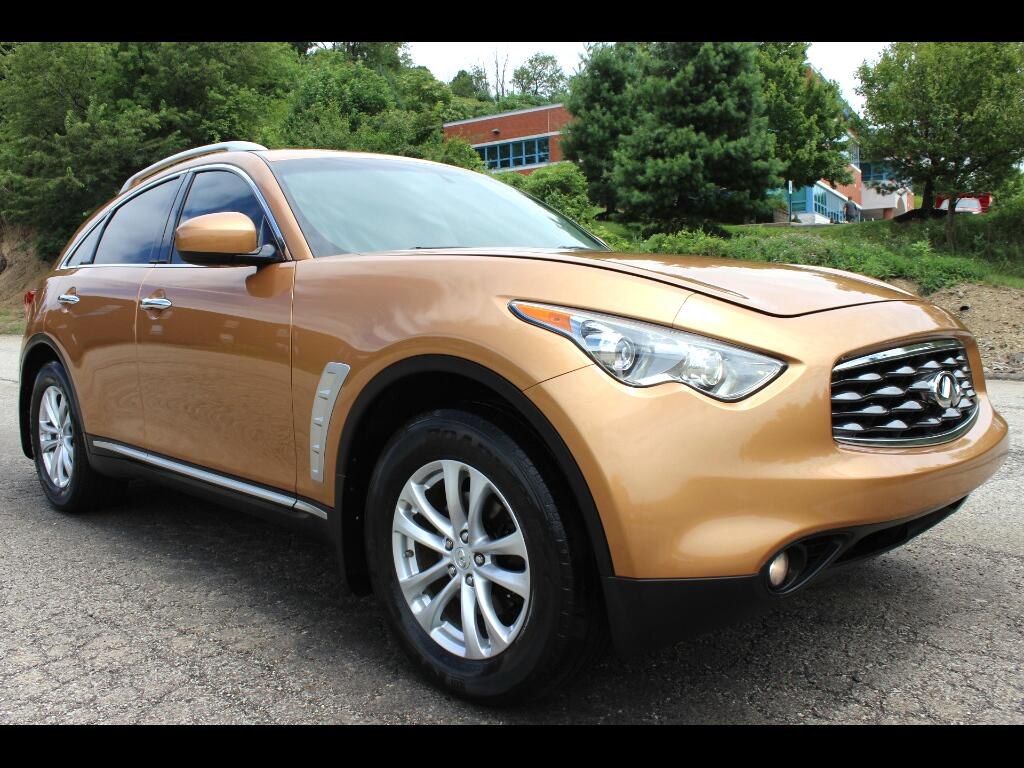 Used infiniti fx35 for sale in rochester ny 813 cars from 2988 2009 infiniti fx35 base vanachro Choice Image