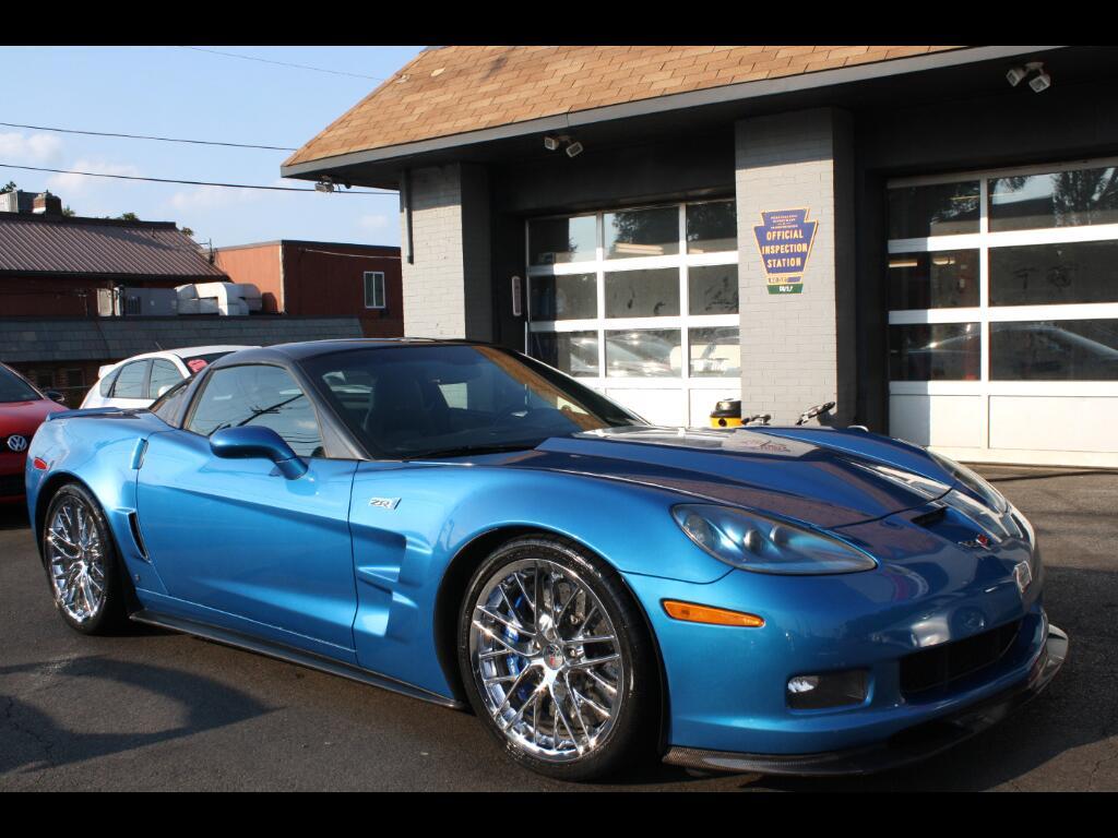 2009 Chevrolet Corvette ZR1 ZR-3