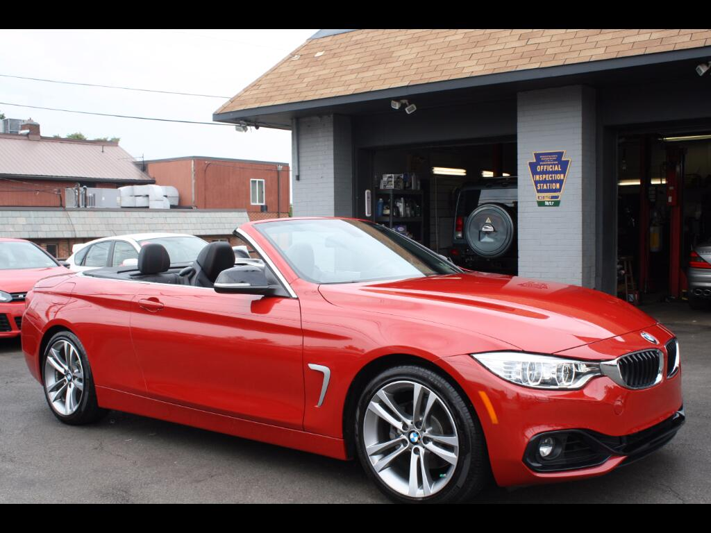 2014 BMW 4-Series 428i SULEV Convertible